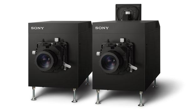 Sony представила новые лазерные проекторы SRX-R800 серии