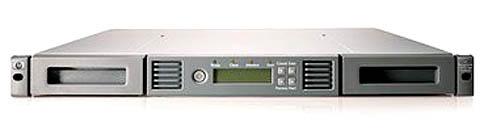 Автозагрузчик  AK377A HP StorageWorks 1/8 G2 LTO-4 Ultrium 1760 SAS