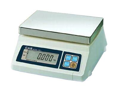 Весы порционные CAS SW-20.  Просмотров:783. от 43 поставщиков.