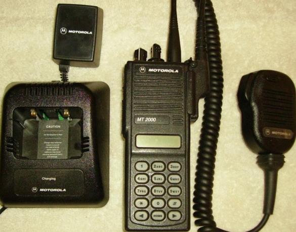 Сканер штрих-кодов Motorola MT2000